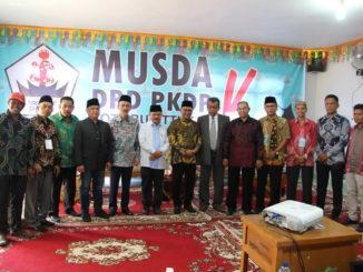 Musda PKDP Kota Bukittinggi.