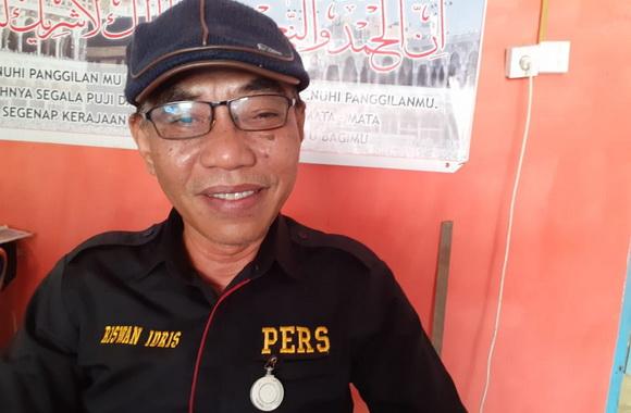 Ridwan Idris, Sekretaris Balai Wartawan Kota Sawahlunto