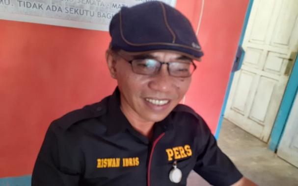 Riswan Idris Kepala Cabang PT. BSM Kota Sawahlunto