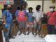 3 orang pencuri diciduk Polsek Kota Pariaman.