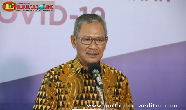 Achmad Yurianto.