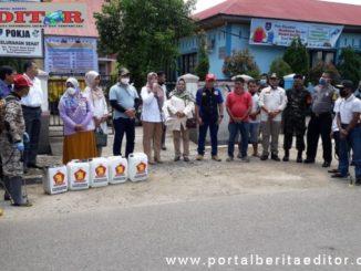Aksi nyata Gerindra Payakumbuh.