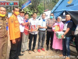 Anggota DPRD Pasaman Pantau Posko Pemantauan Virus Corona