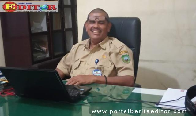 Bakhtiar Kabid Cipta Karya (CK) Dinas PUPR Kabupaten Pasaman