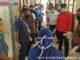 Gubernur Sumbar Irwan Prayitno ,dan rmbongan di dampingi Walikota Pariamam Genius Umar mencek bangsal RSUD Pariaman.