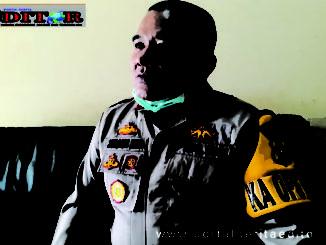 Kapolres Sawahlunto AKPB Junaidi Nur, SIK.