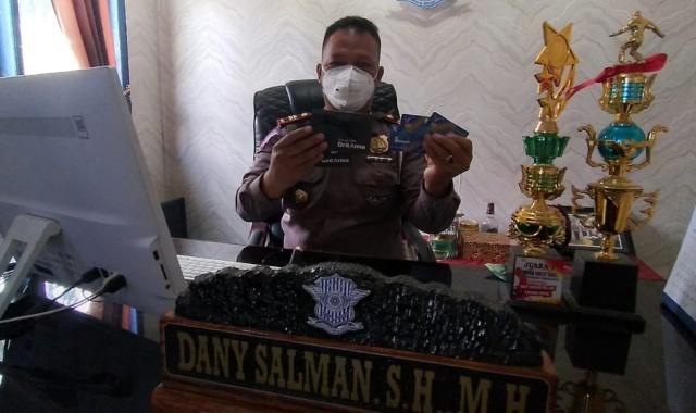 Kasat Lantas Polres Sawahlunto AKP. Dany Salman SH, MH.