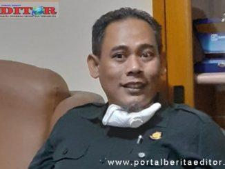 Kepala Kejaksaan Negeri Kota Sawahlunto Khunsifi Alhumami