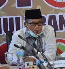 Ketua DPRD Kota Padang, Syafrial Kani.