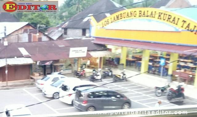 Pasar Kuraitaji.