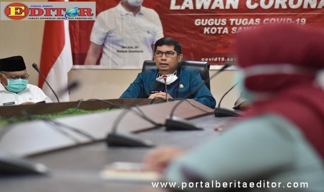 Pemko Sawahlunto Siapkan 100 Ton Beras Untuk Masyarakat.