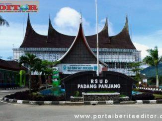 RSUD Padang Panjang.