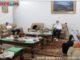 Rapat evaluasi tim pencegahan Covid-19 di Tanah Datar.