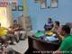 Rapat tentang pendistribusian CBP di Kaph.CBP
