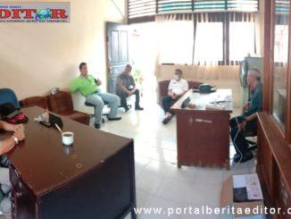 Rapat tertutup pembahasan masalah kasus mesum di DPRD Kab. Padang Pariaman.