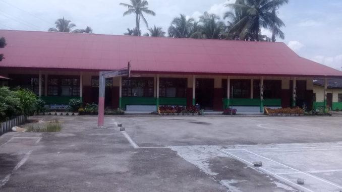 SMP 1 Simpati Pasaman.