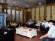 Video Conference Pemkab Musi Rawasa dengan BPK RI Perwakilan Sumsel.