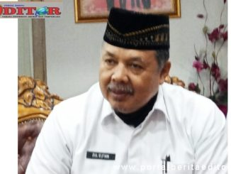 Walikota Solok Zul Elfian.