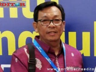 Kepala Dinas Kesehatan Pengendalian Penduduk dan Keluarga Berencana Kota Sawahlunto Yasril, S.Kep. MKM