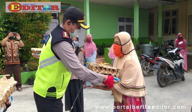 Bhakti Sosial Polres Bukittinggi.