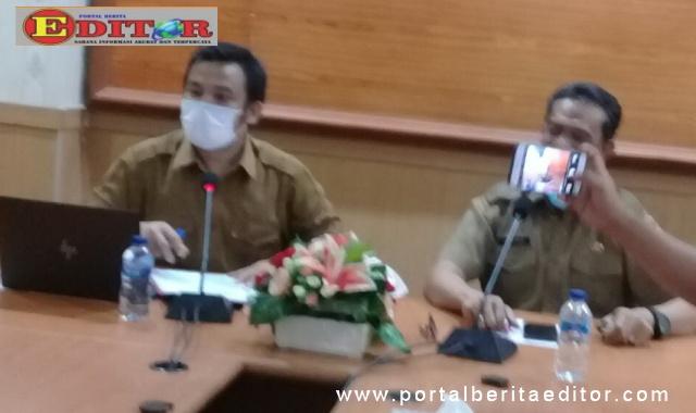 Jumpa pers di Mentawai.