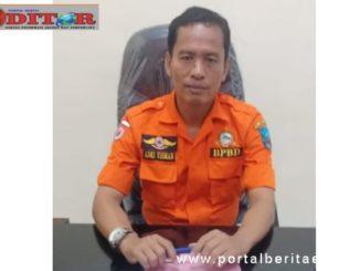 Kepala Badan Kesbangpol dan PBD Kota Sawahlunto Adriyusman.