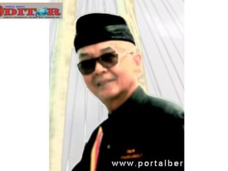 Ketua KAN Kolok Ir. H . Dahller Djamaris. Dt, Panghulu Sati M.Sc.