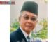 Ketua LKAAM Kota Sawahlunto Ir. H Dahler Djamaris, Dt. Panghulu Sati M. Sc.