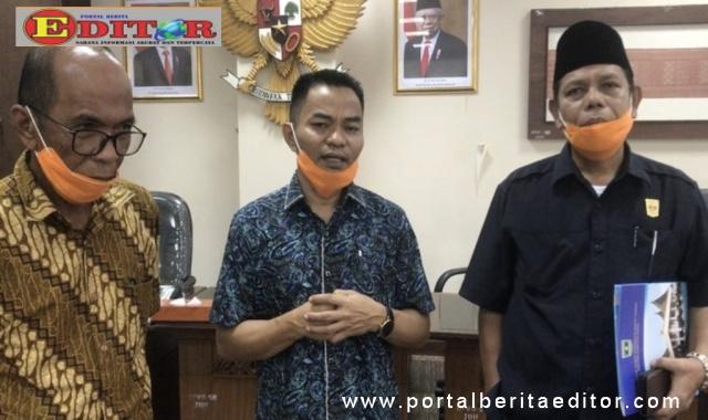 M Nurnas, Hidayat dan Afrizal.