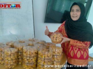 Nena Mulia Ketua DW BLK Padang.