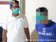 Pencuri handphone yang ditangkap Polsek Pariaman.