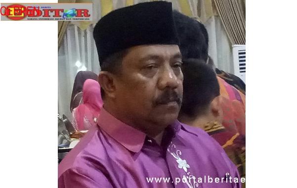 Plt Sekda Kota Pariaman Fadli.