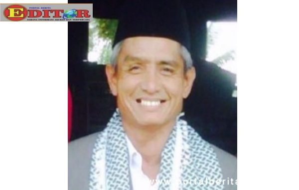 Tokoh Agama Kota Sawahlunto, Ustad Hamdani Sidi Malin.