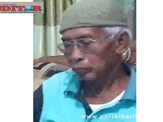 Tokoh Pemuda Desa Kolok Nan Tuo Fauzal Benny.