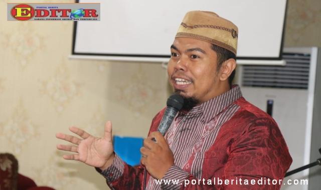 Ustadz H Hannan Putra Lc MA.