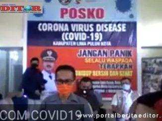 Vidcom masalah Covid-19 di Limapluh Kota.