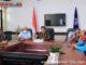Video Conference di Payakumbuh.