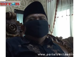 Wakil kota Pariaman Mardison Mahyuddin.