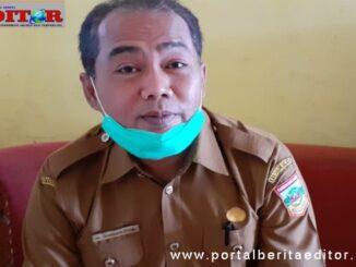 Darmawan Effendi Kabid Bina Marga Dinas PUTRP Solsel.
