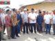 H Benny Utama SH MM ketika mengunjungi kecamatan Rao di sambut masyarakat daerah pemilihan IV Sumatera Barat.