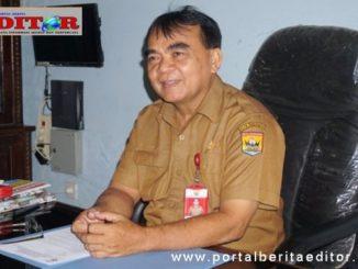 Kadis Dikpora Pariaman, Kanderi.
