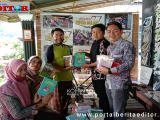 Kadis komimfo kota Pariaman terima DIP dari PPIP Dinas Dukcapil.