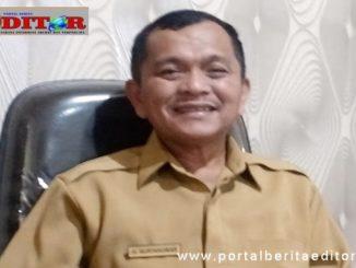 Kepala DKK Padang Panjang, Nuryanuwar.