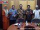 Ketua DPRD Pasabar bersama jajaran.