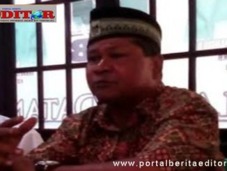 Ketua PKB Kota Sawahlunto Erichan, Dt. Malin Panghulu.