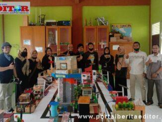 Lomba Karya Inovasi dan Teknologi tepat guna yang dilaksanakan Bappeda Kota Payakumbuh.