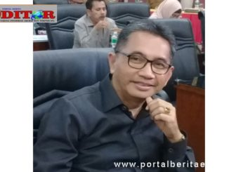 Mastilizal Aye, Wakil Ketua Komisi IV DPRD Kota Padang.