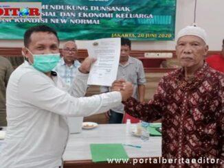 Pemilihan pengurus IKWAL Jakarta 20020 - 2025.