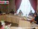 Rapat Perbup terkait Pola Hidup Normal di Kab. Solok.