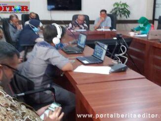 Sosialisasi absensi digital di Payakumbuh.